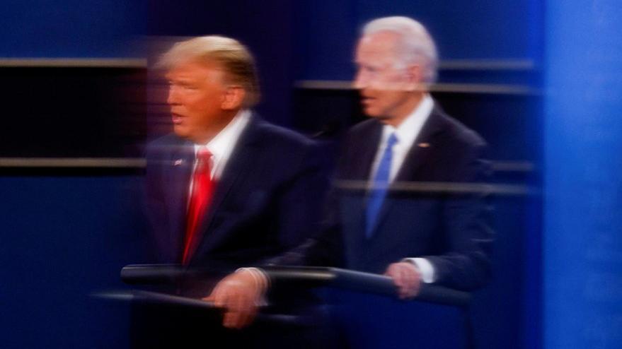 Kritik seçimde ilk sonuçlar geliyor: Biden, Trump'ın önünde