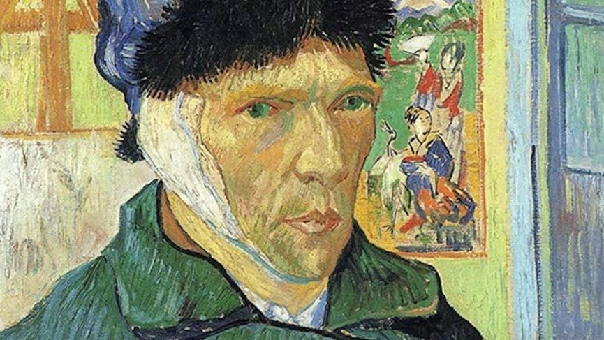 'Van Gogh'u hezeyana sürükleyen, aşırı alkolü aniden kesmesi olabilir'