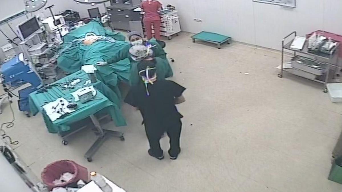 Depreme ameliyatta yakalandılar! Hastanın organları adeta yer değiştirdi