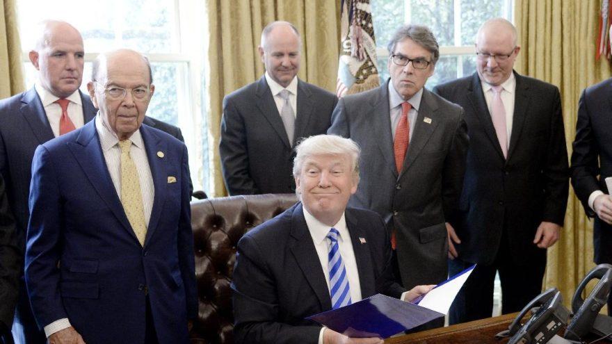 ABD, Paris İklim Anlaşması'ndan çıktı! Peki neden? Sorular ve cevapları…