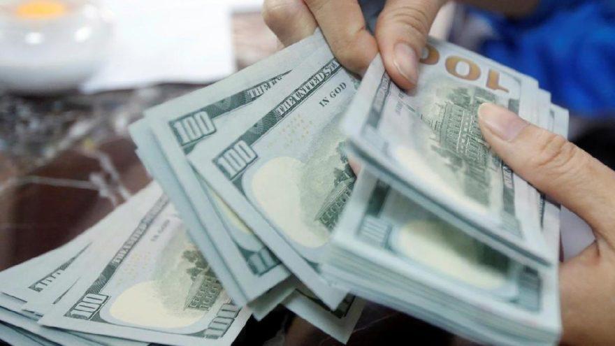 Hesaplardaki dolar miktarı rekor kırdı