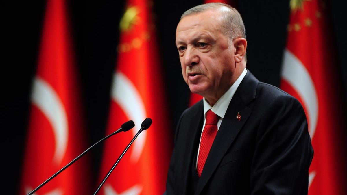 Erdoğan'dan gıda fiyatları ve stokçuluk açıklaması