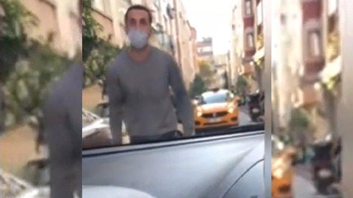 Filyasyon ekibini bıçakla tehdit eden taksici tutuklandı