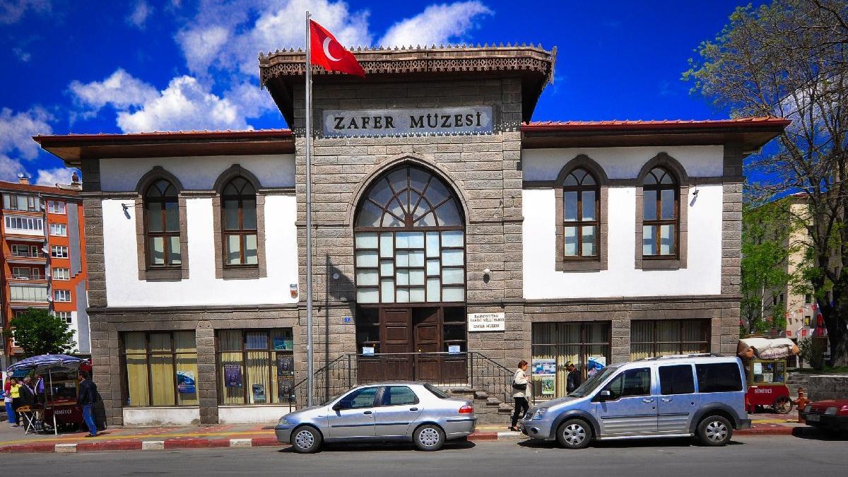 'CİMER, Zafer Müzesine neden göz dikti?'