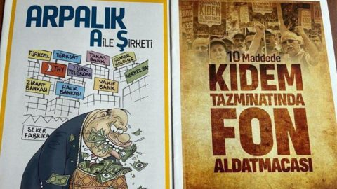 CHP'nin iki kitabına toplatma kararı
