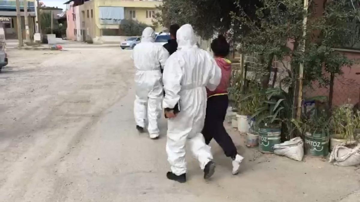 Jandarma, hırsızları 'filyasyon ekibi' olarak yakaladı