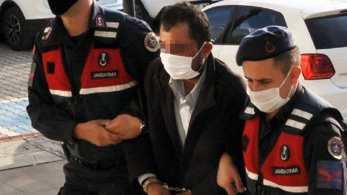 Mide bulandıran olay: 4 yeğenine cinsel istismardan tutuklandı