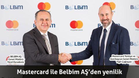 Mastercard ile BELBİM AŞ'den yenilik; İstanbulkart Mobil'de Masterpass ile Tek Tıkla Ödeme Dönemi Başladı!