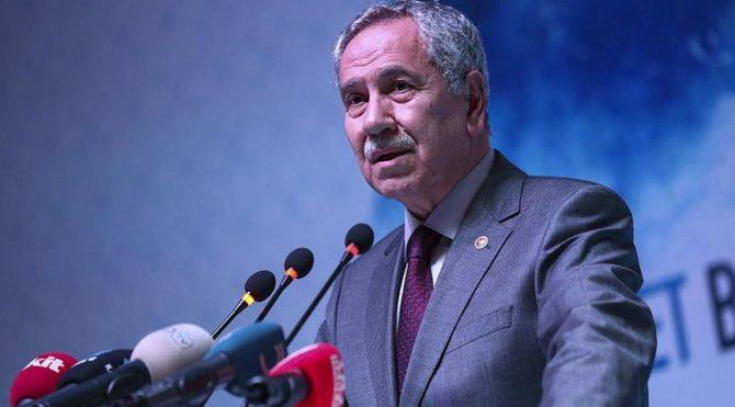Bülent Arınç'tan Berat Albayrak'a: Hepimiz görüyoruz bu ekonomik sıkıntıyı - Son dakika haberleri
