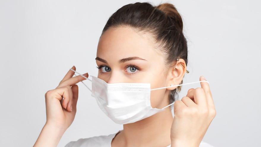 Yanlış maske kullanımı zatürreye yol açabilir