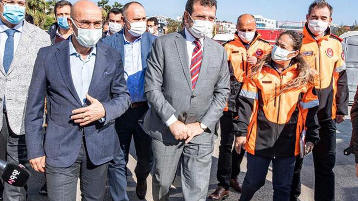 İmamoğlu: Ana meselemiz Kanal İstanbul değil, deprem olmalı