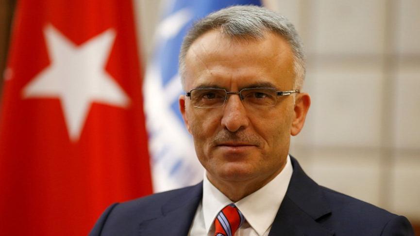 Merkez Bankası'nın yeni başkanı Naci Ağbal'dan ilk mesaj - Ekonomi haberleri