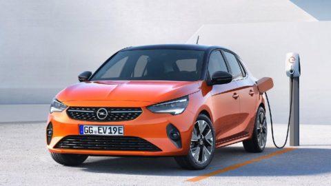 Yeni Opel Corsa'ya 'Altın Direksiyon' ödülü