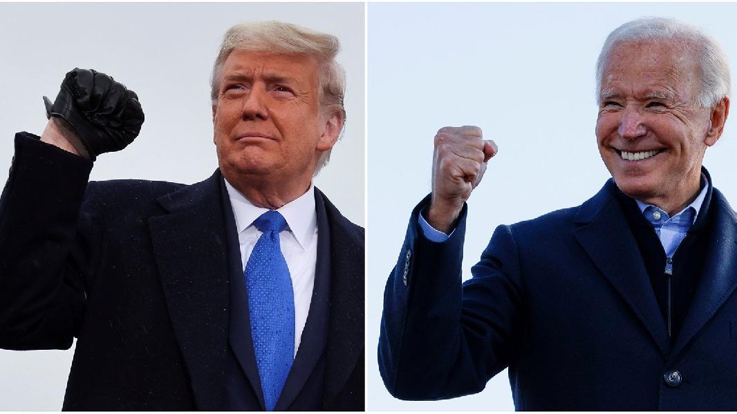 ABD seçimlerinde son durum... Biden adım adım başkanlığa gidiyor: Rakamlar açık, kazanacağız