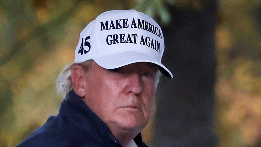 Biden'ın seçimi kazandığı sırada Trump'ın ne yaptığı belli oldu