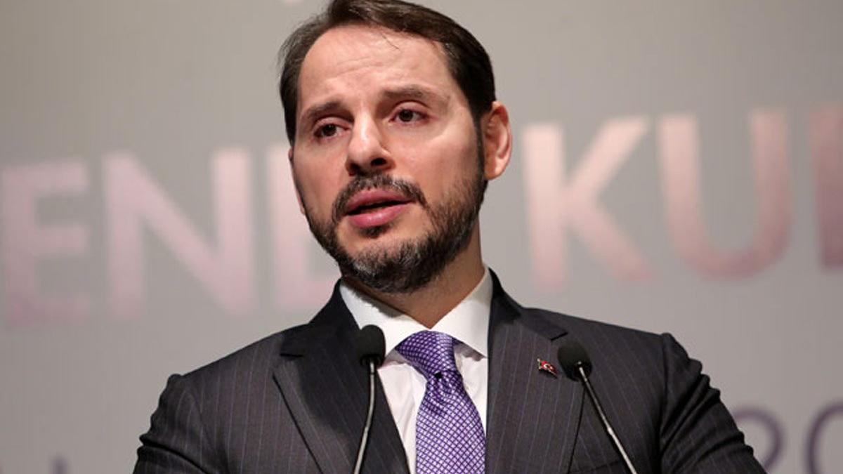 Son dakika... Berat Albayrak'ın istifasına AKP'den ilk tepkiler