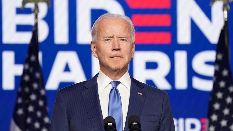 Suudi Arabistan'dan Biden'a tebrik mesajı