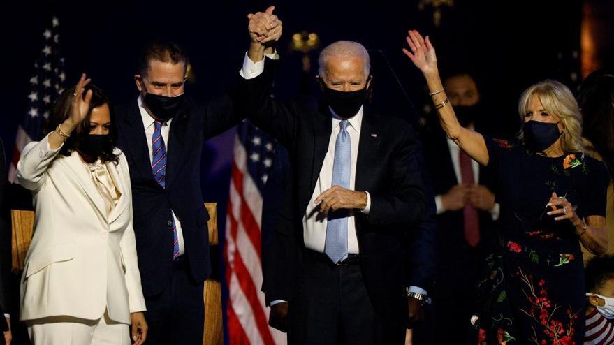 Dünya liderleri Biden'ı tebrik etmeye başladı