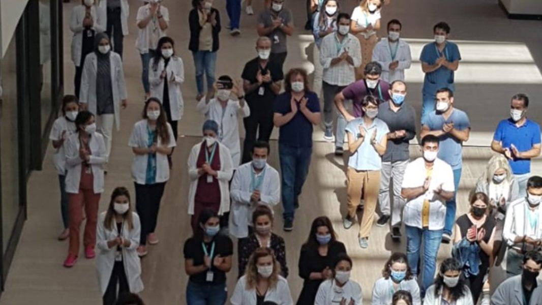 Sağlık çalışanlarından çağrı: Tükendik, çığlığımıza ses verin