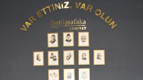 Darüşşafaka Cemiyeti Başkanı Tayfun Öktem: Daçka'da Atatürk'e vefalı çocuklar yetişir