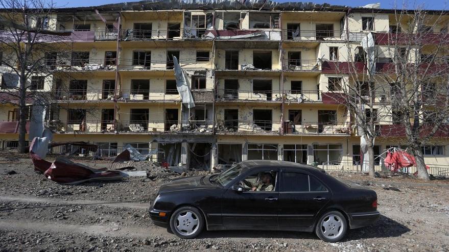 Son dakika… Aliyev: Karabağ'ın kalbi Şuşa kenti işgalden kurtarıldı
