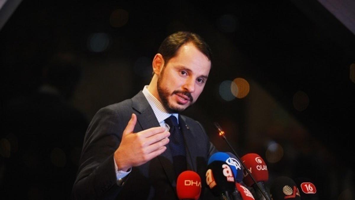 Son dakika... Berat Albayrak'ın istifası kabul edildi