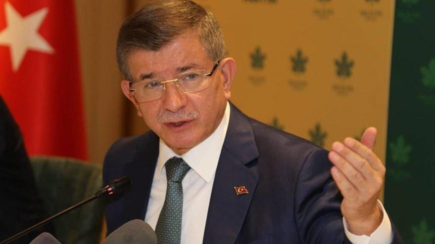 Davutoğlu'ndan Albayrak açıklaması: Geldiğimiz nokta hicap verici