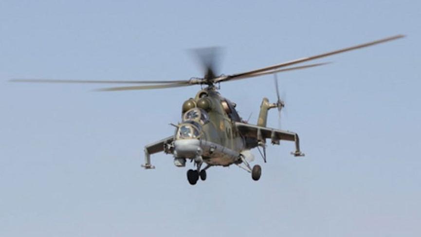 Azerbaycan: Rusya'ya ait askeri helikopteri yanlışlıkla düşürdük