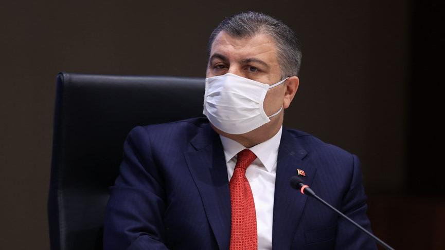 Sağlık Bakanı Koca'dan maske uyarısı