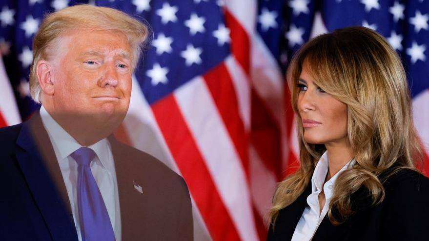 Trump seçimleri de kaybetti, Melania'yı da: Boşanmak için gün sayıyor