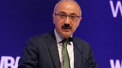 Yeni Hazine ve Maliye Bakanı Elvan yemin etti