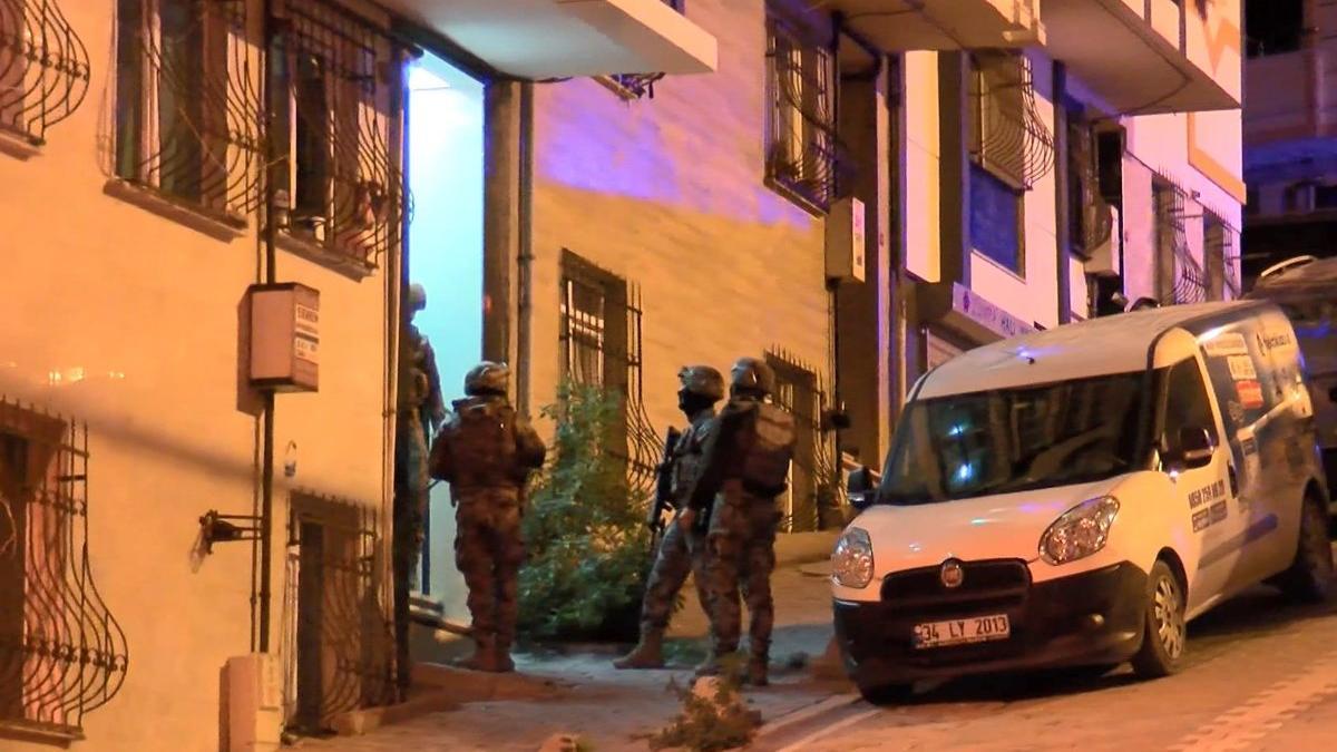 Uyuşturucu operasyonunda polise ateş açıldı: 2 gözaltı