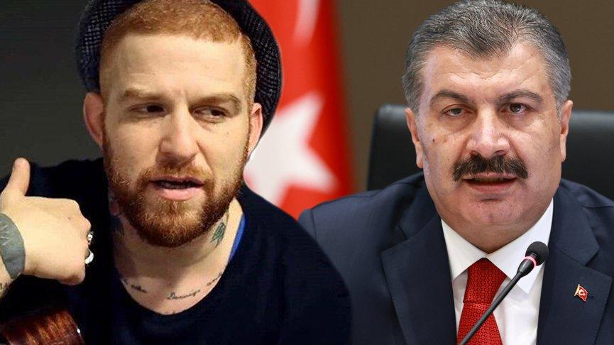 Fahrettin Koca'nın 10 Kasım paylaşımına Gökhan Özoğuz'dan sert tepki