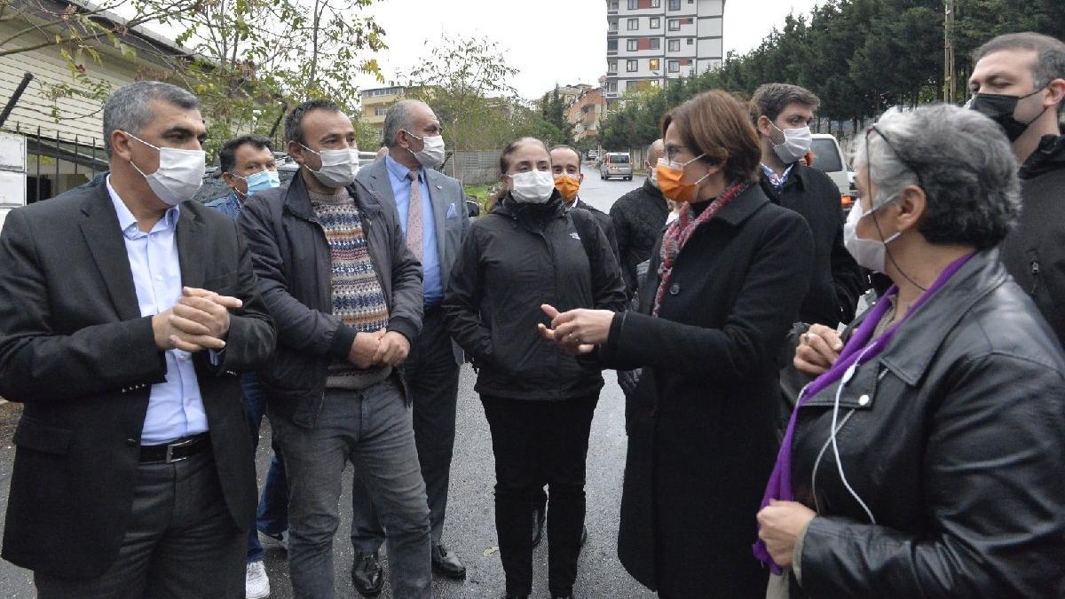 CHP'den İstanbul'da riskli alan tepkisi