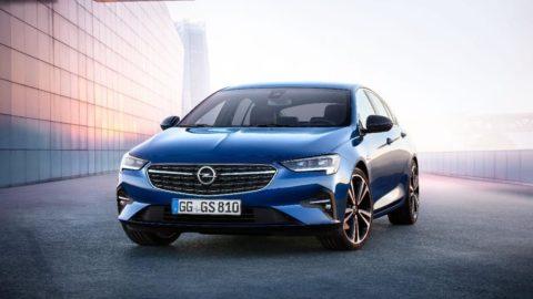 Yeni Opel Insignia tanıtıldı
