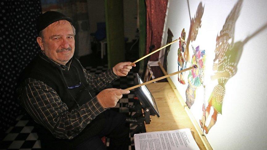 Karagöz ustası Mahmut Hazım Kısakürek coronadan hayatını kaybetti