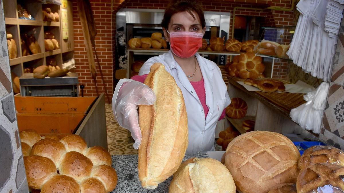 Edirne'de fırıncılar, zam kararı çıkmadan ekmeği 2 lira yaptı
