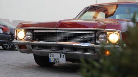 50 yaşındaki otomobilini 350 bine satmadı