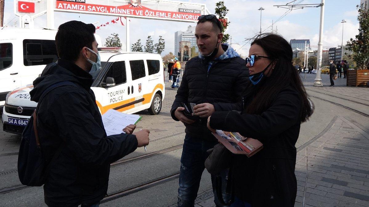 İstanbul'un sigara cezaları kesildi