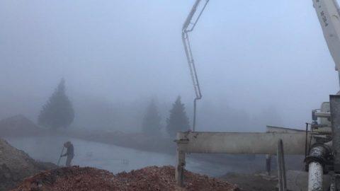 Tarım ve Orman Bakanlığı endemik bitkinin yetiştiği alanı betonla kapladı