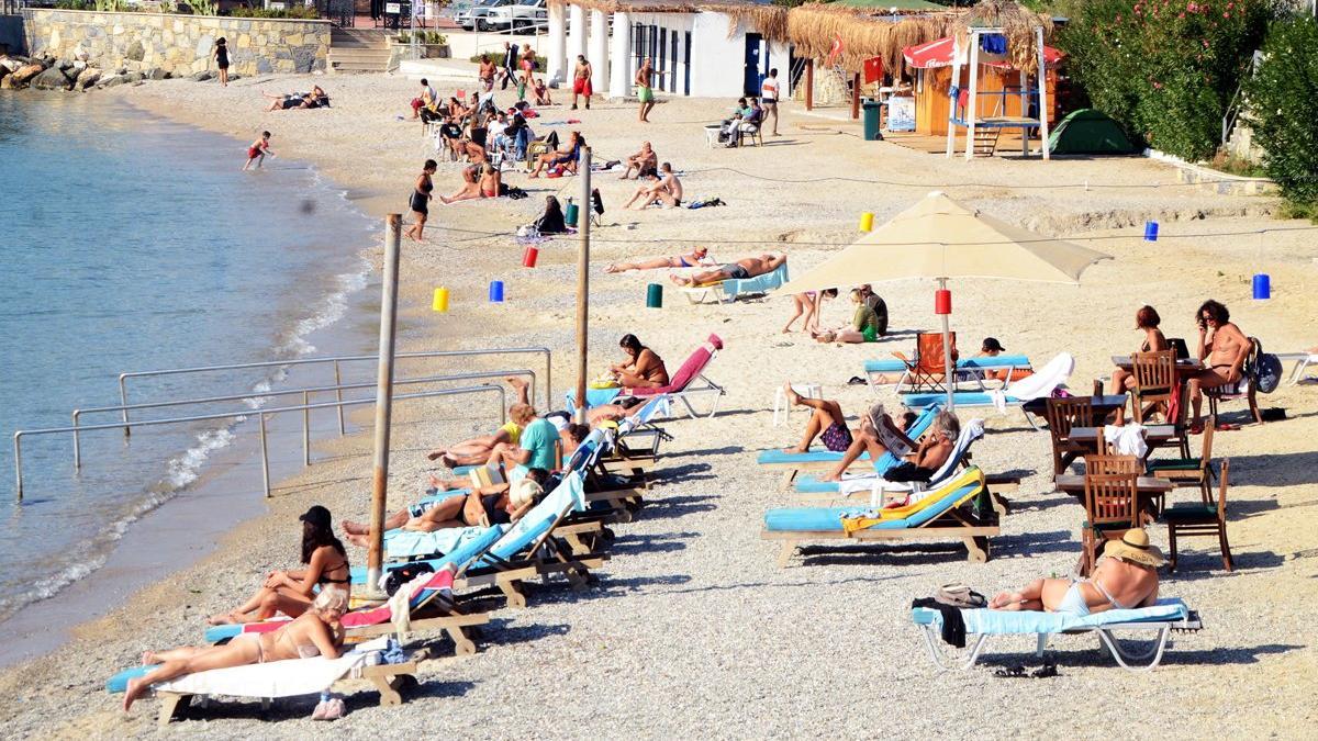 Bodrum Kaymakamı Yılmaz: Tatilciler dönmedi, hareketli nüfus bizim için risk