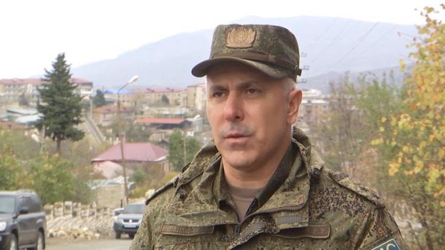 Rusya'dan Dağlık Karabağ açıklaması: Gözlem noktalarının tamamı kuruldu