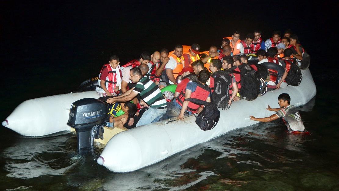 32 bin göçmenin nerede olduğunu bilmiyoruz