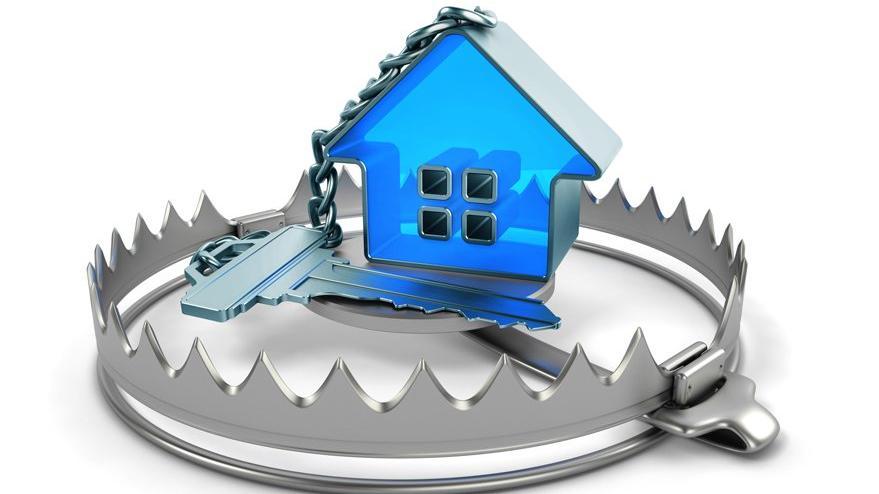 Faizsiz ev sisteminde alarm veren boşluk