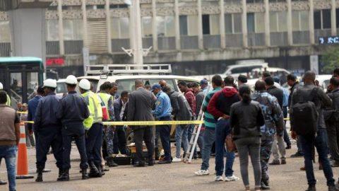 Etiyopya'da yolcu otobüsünü taradılar: 34 ölü