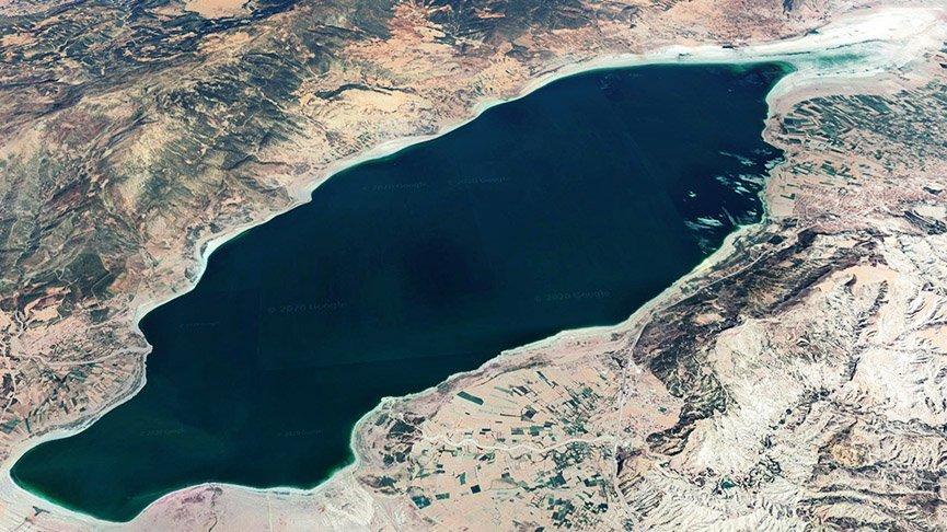 Dünyada sadece Burdur Gölü'nde yaşıyor! Hızla yok olmak üzere