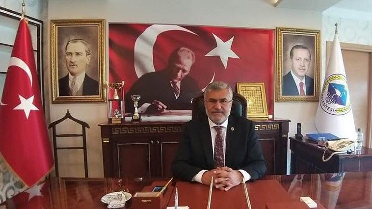 AKP'li belediye başkanı corona virüse yakalandı