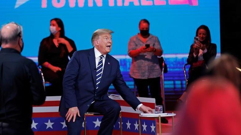 Trump ilk kez 'Biden kazandı' dedi
