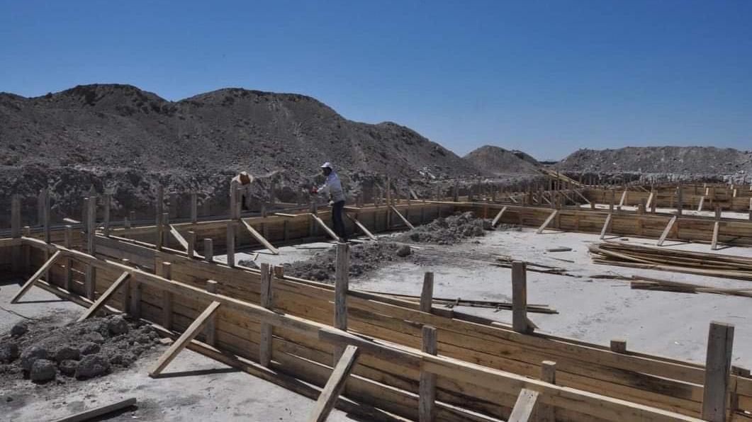 MHP'li Belediye'den hazine arazisine kaçak inşaat iddiası