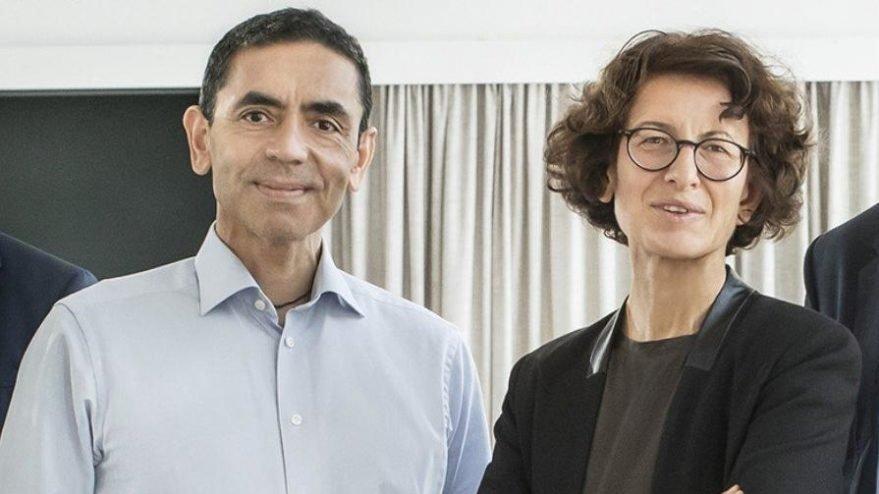 BioNTech'ten uyarı: Türeci ve Şahin'in kişisel hesapları yok - Son dakika dünya haberleri